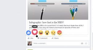 Goodbye, Facebook Like. Reactions are now here