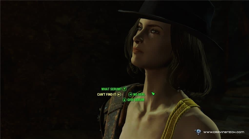 Fallout 4 character 4