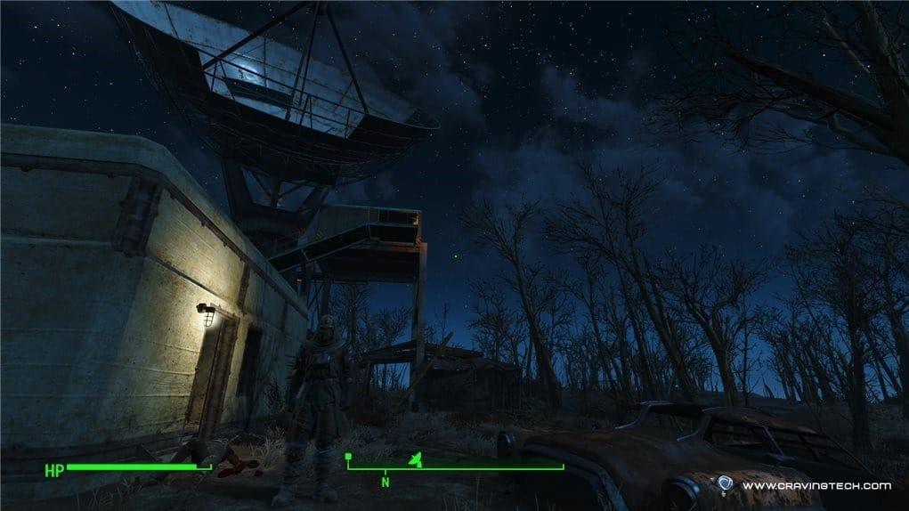 Fallout 4 night