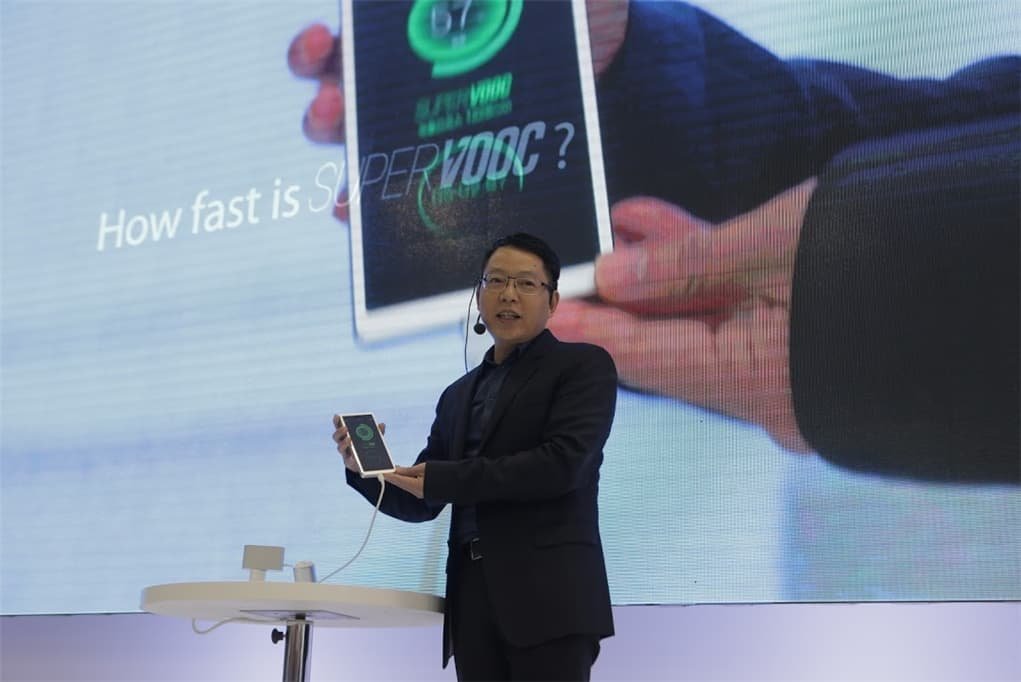 OPPO VOOC Fast Charging