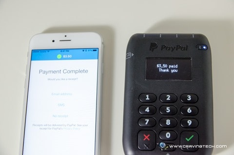 PayPal Tap and Go Card Reader-10