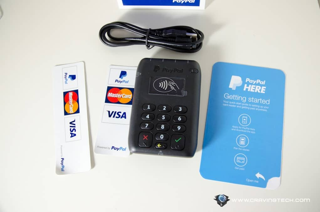 Paypal Here Is Here Plus An Awesome Paypal Here Card