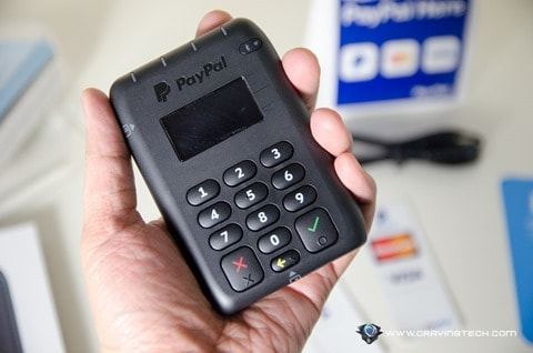 PayPal Tap and Go Card Reader-4