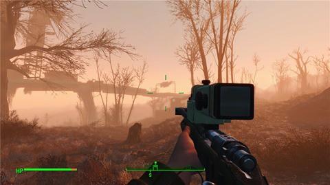 fallout 4 scene
