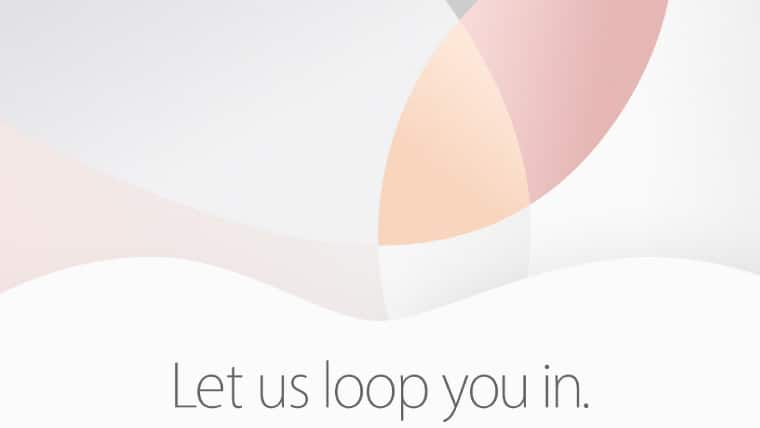 Apple 2016 March Event