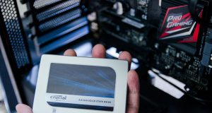 Crucial MX200 SSD Review