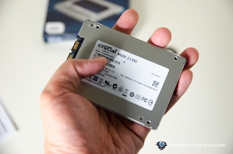 Crucial MX200 SSD-4