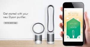 Dyson's latest innovation is to clean the air inside your house