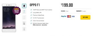 OPPO offers an affordable Android phone with premium look in Australia for just $199
