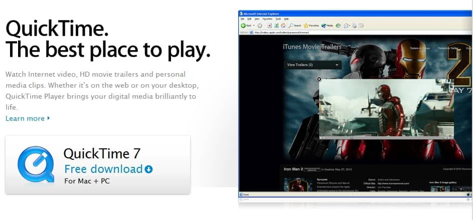 Dear Windows users, remove Apple QuickTime now