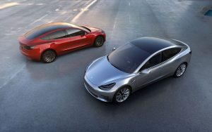 This is Tesla's most affordable new car – the Tesla Model 3