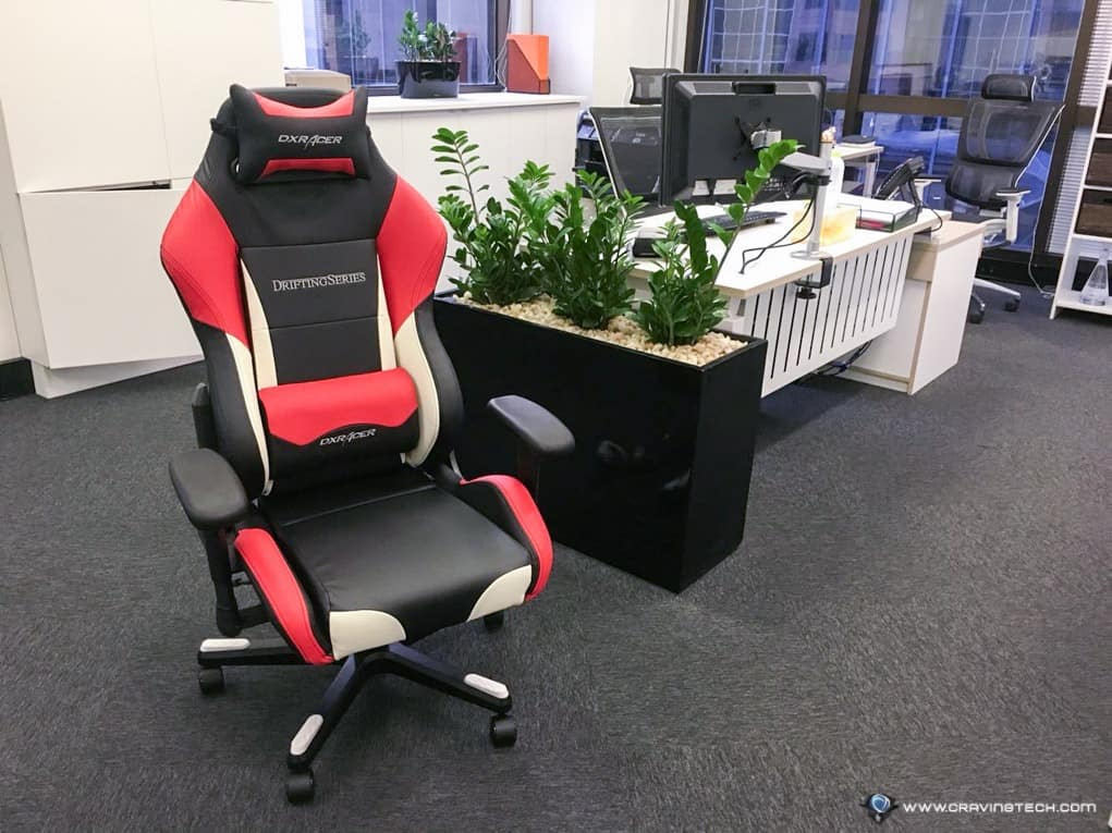 Dxracer Gaming Chair Review Drifting Series