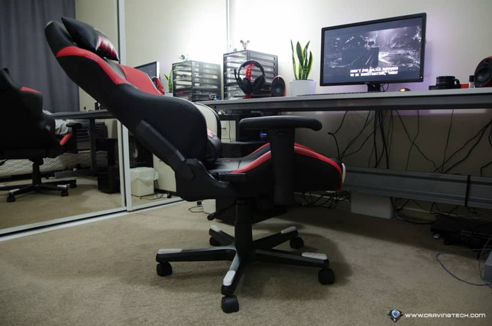 DXRacer Gaming Chair Review-14