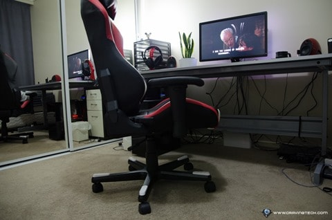 DXRacer Gaming Chair Review-15
