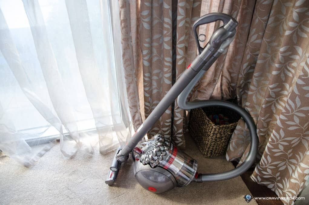 Dyson Cinetic Big Ball Animal Pro Barrel Review