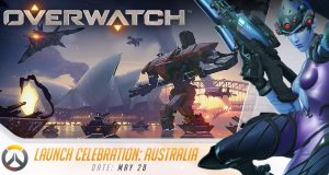 Overwatch Launch Celebration