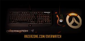 Razer is ready for Overwatch. Are you?