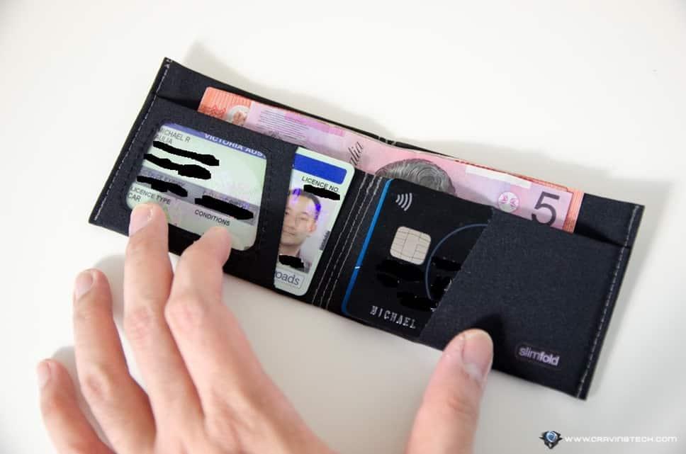 Slimfold Micro Wallet-7