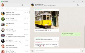WhatsApp releases a new desktop app for Windows and Mac