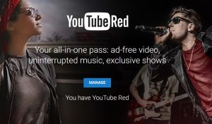 YouTube Red is now in Australia!