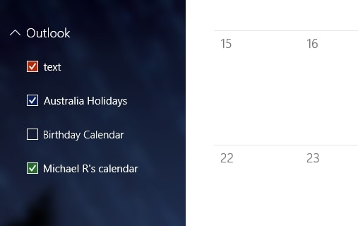 Birthday Calendar In Outlook : How to turn the annoying windows birthday notifications off