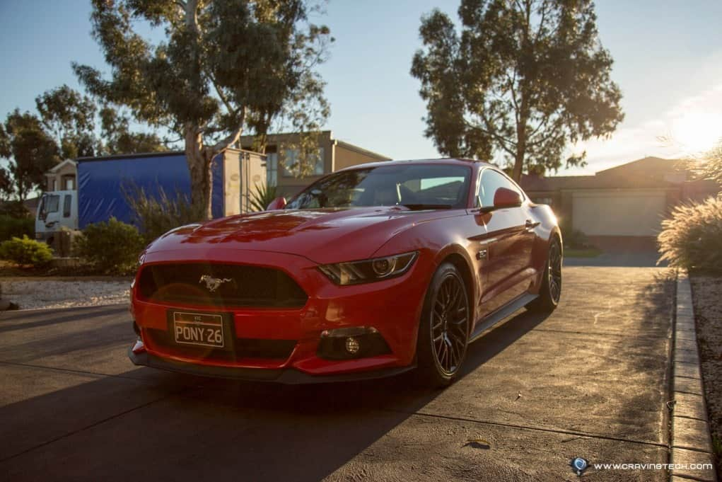 Ford Mustang 2016-15