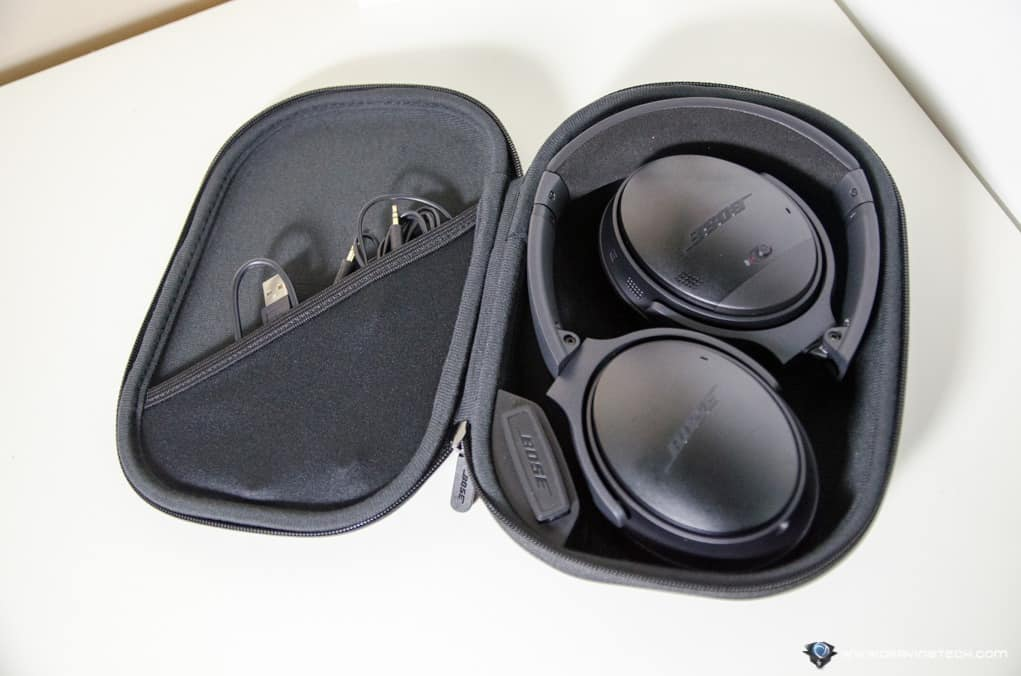 When the world goes silent – Bose QuietComfort 35 (QC35) Review
