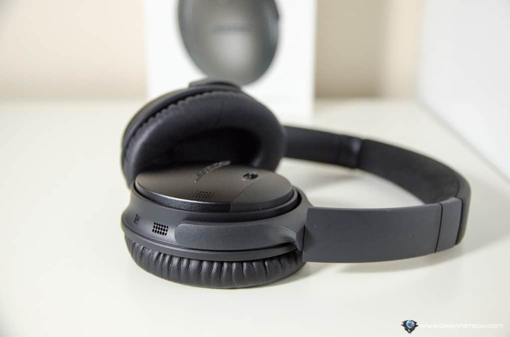 The QuietComfort 35 supports Wireless with Bluetooth and NFC pairing ...