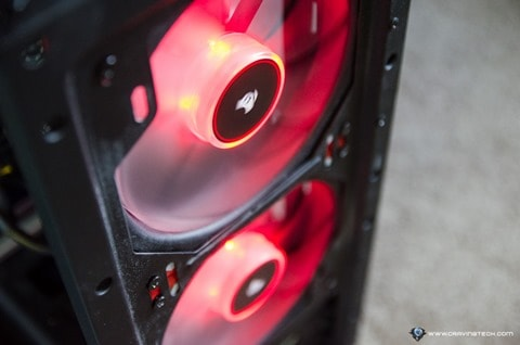Corsair ML140 PRO LED fans-8
