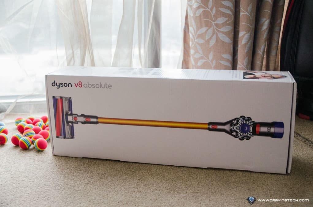 Dyson V8 ReviewGetting Things Done Better Longer Quieter