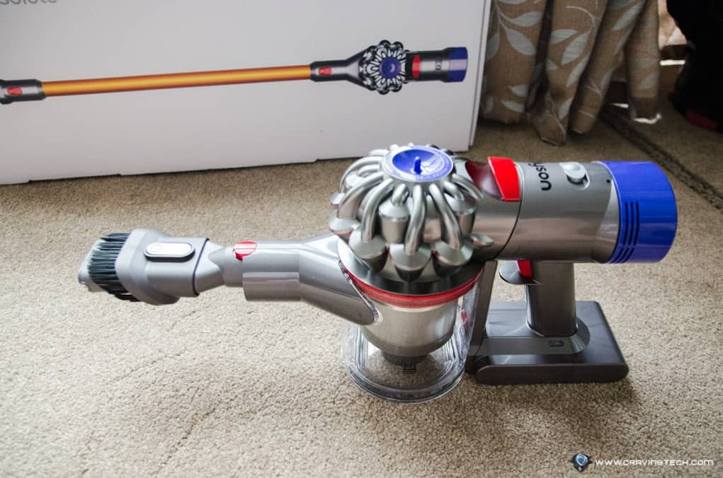Dyson V8 Review Getting Things Done Better Longer Quieter