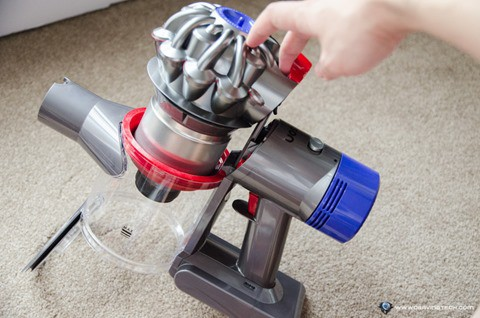 Dyson V8 Absolute-7