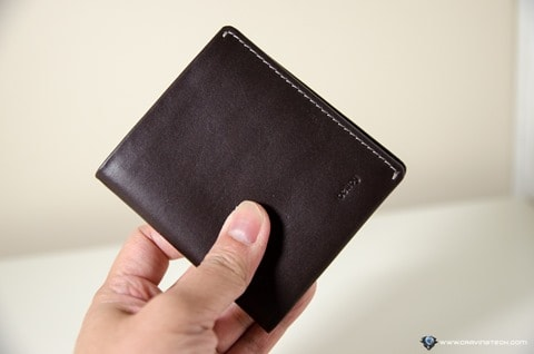 Bellory Note Sleeve RFID-3