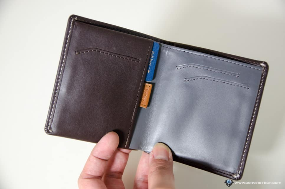 Bellory Note Sleeve RFID-4