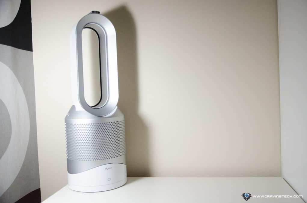 dyson pure hot+cool link purifier review - a fan, a heater, and an