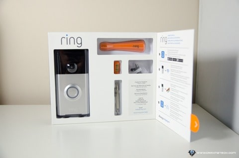 Ring DoorBell Video Security-2