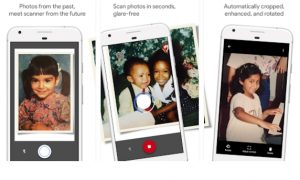 Scan your old photos with this new Smartphone app from Google