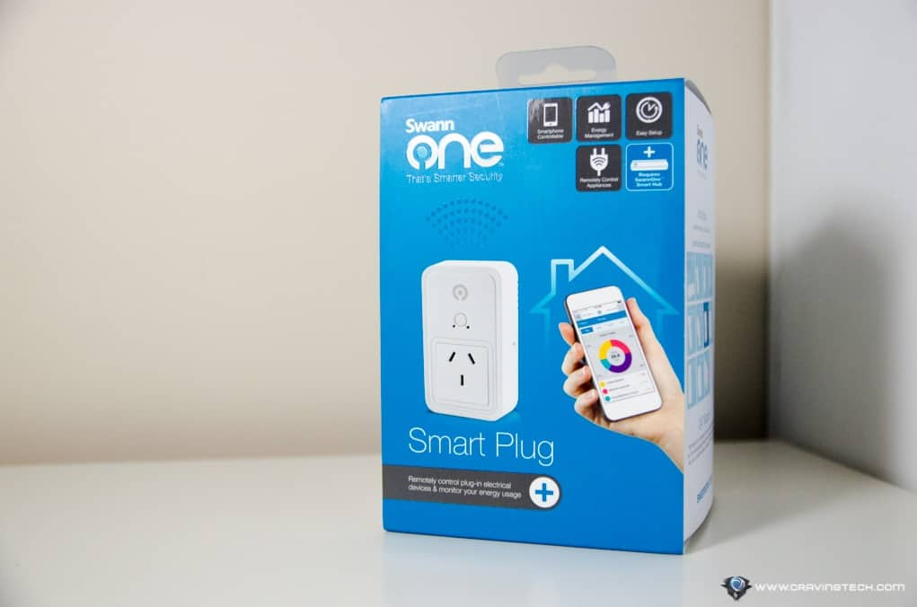 Monitor and switch off your electric appliances with the SwannOne ...