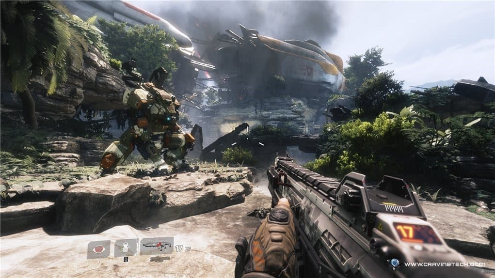 Titanfall 2 Review - Standby for Titanfall  Again