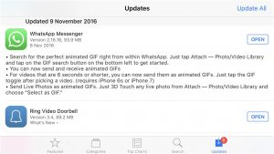 WhatsApp gets animated GIFs support