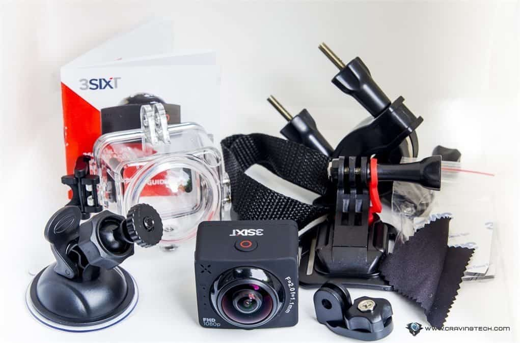 3SIXT Camera Review