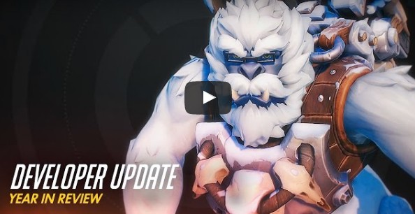 Overwatch Developer Update 2017