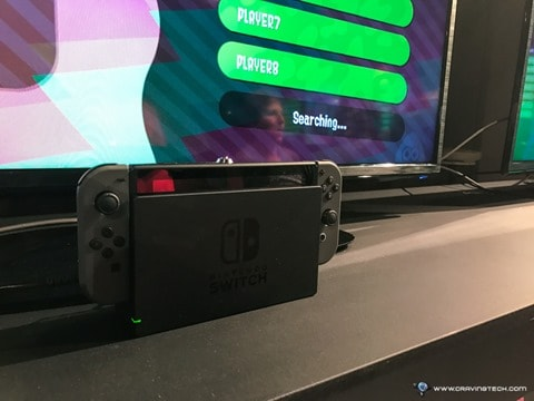 Nintendo Switch Console-7