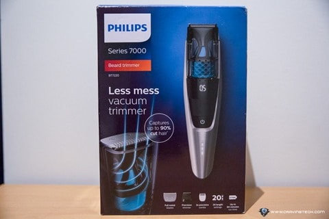 Philips Beardtrimmer Series 7000 -4