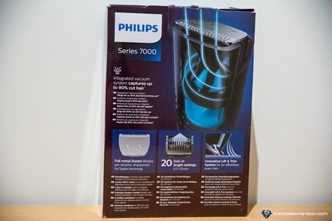 Philips Beardtrimmer Series 7000 -7