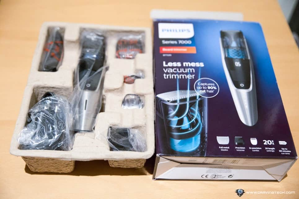 Philips Beardtrimmer Series 7000 -8