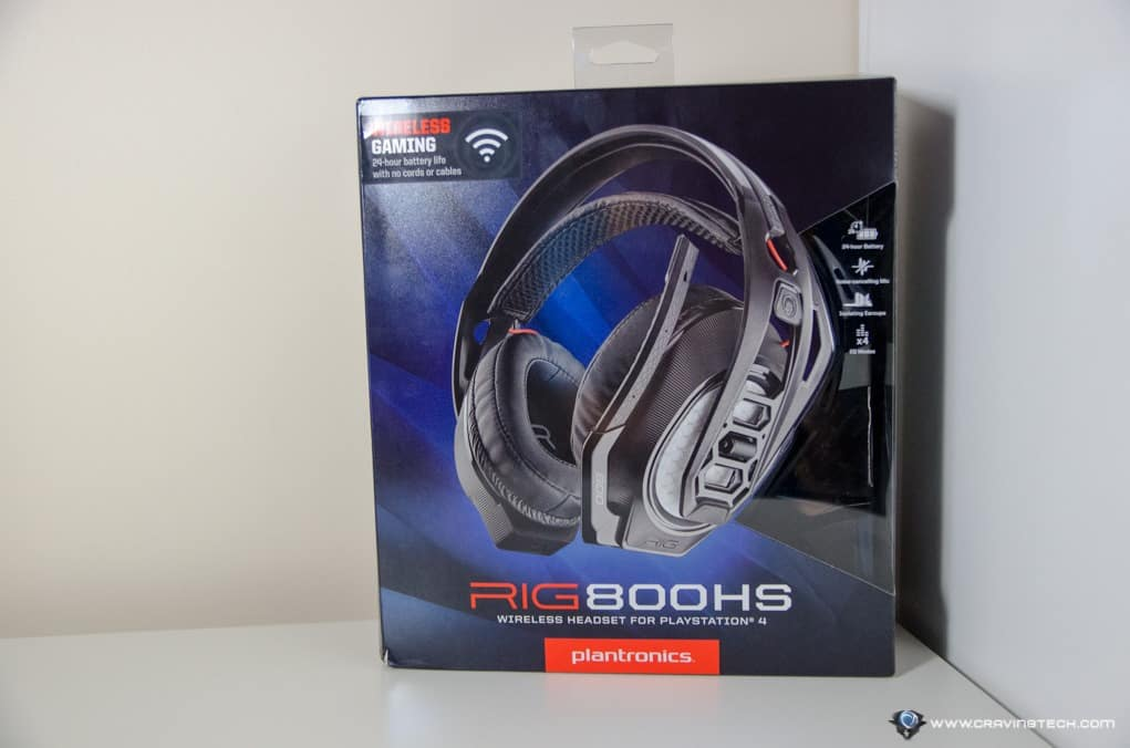 Plantronics RIG 800 Review – 24 hours of wireless gaming non