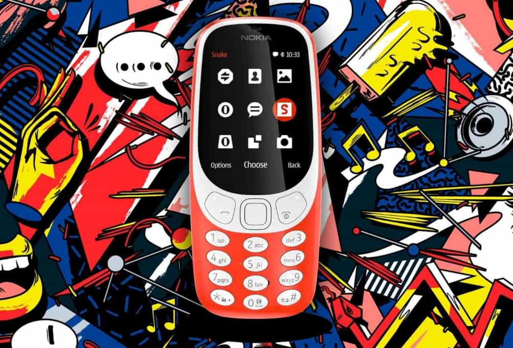 from the original nokia 3310 and  es with a month of battery life
