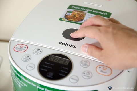 Philips Rice Cooker-4