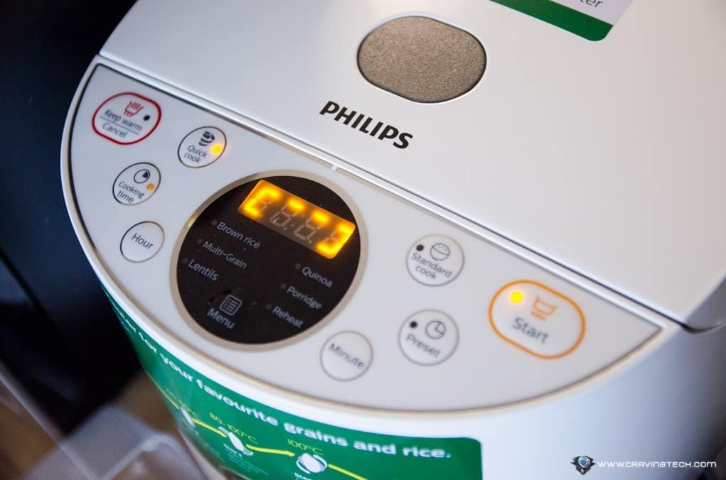 Philips Rice Cooker-8